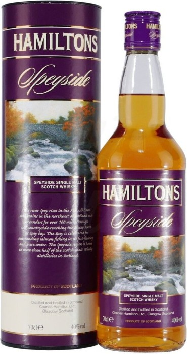 Hamiltons Speyside 700ml -- via Amazon Partnerprogramm