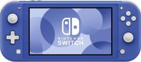 Nintendo Switch Lite blau (verschiedene Bundles)