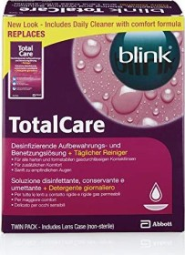 AMO total Care Twin pack cleaning system, 300ml (2x 120ml, 2x 30ml)