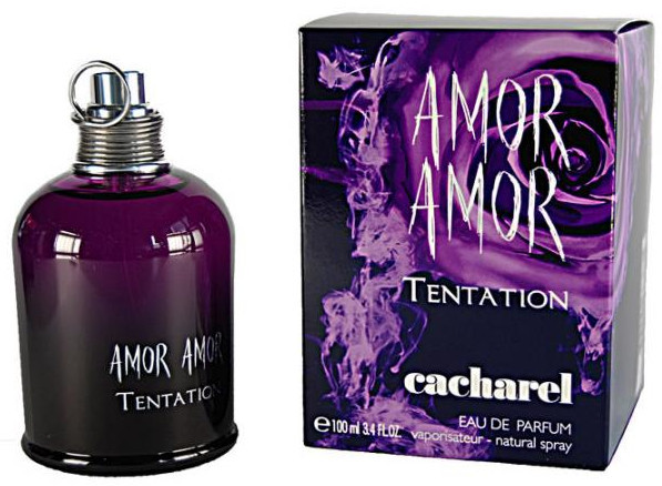 Cacharel Amor Amor Tentation Eau De Parfum 100ml Starting From