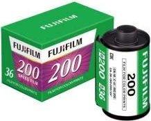 Fujifilm Fujicolor C200 Farbfilm