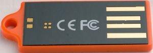 Verbatim Store 'n' Go Micro orange 2GB, USB-A 2.0 (47375)