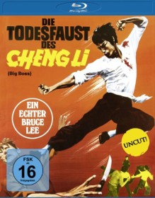 Todesfaust des Cheng Li (DVD)