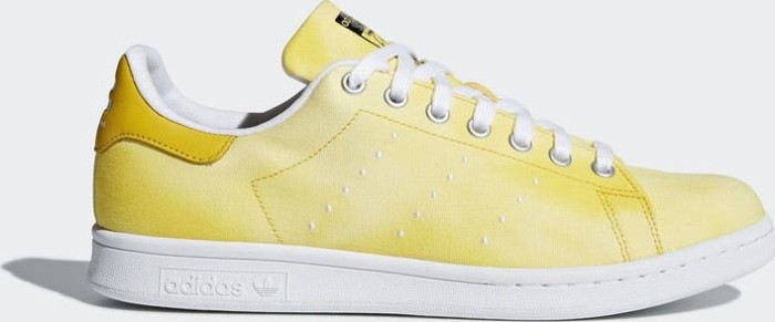 online retailer 6aed9 14f60 adidas Pharrell Williams HU Holi Stan Smith yellow (AC7042)