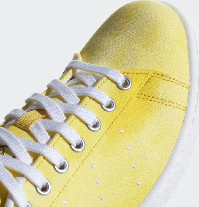 save off 8ee27 9a839 adidas Pharrell Williams HU Holi Stan Smith yellow (AC7042) starting from £  46.42 (2019)   Skinflint Price Comparison UK