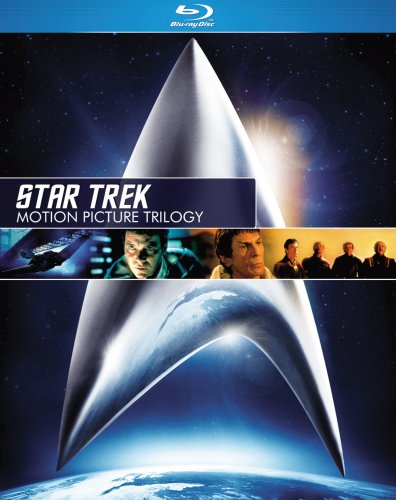 Star Trek Box (movies 2-4) (Blu-ray) (UK) -- via Amazon Partnerprogramm