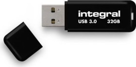Integral Noir 32GB, USB-A 3.0 (INFD32GBNOIR3.0)