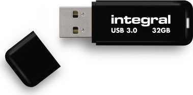 Integral Noir 32GB, USB-A 3.0 (INFD32GBNOIR3.0) -- via Amazon Partnerprogramm