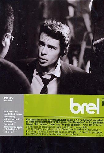Jacques Brel - Brel Vol.1 -- via Amazon Partnerprogramm