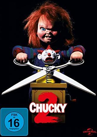 Chucky 2 - Die Mörderpuppe ist zurück -- via Amazon Partnerprogramm