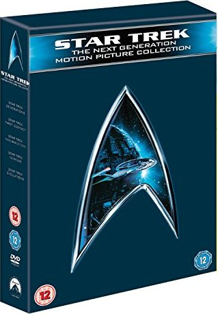 Star Trek Box (movies 7-10) (UK) -- via Amazon Partnerprogramm