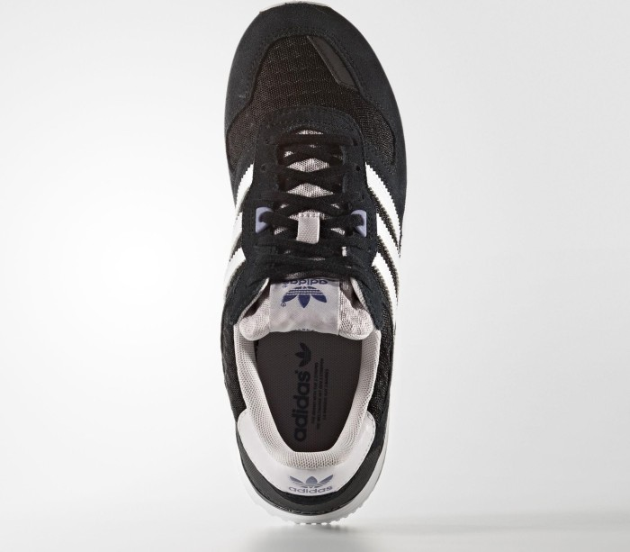 2581c6e64ce31 adidas ZX 700 core black ftwr white ice purple (ladies) (S79795 ...