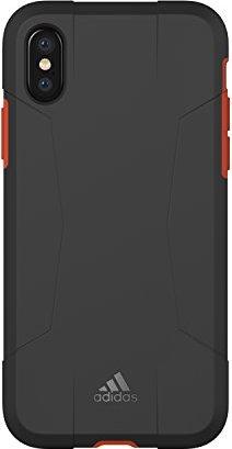 adidas Hard Case SP Solo für Apple iPhone X schwarz/rot (29600) -- via Amazon Partnerprogramm