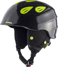 Alpina Grap 2.0 Helm charcoal/neon/yellow (Junior) (A9086136)