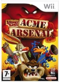 Looney Tunes - Acme Arsenal (Wii)