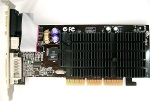 AOpen Aeolus FX5200-DV128, GeForceFX 5200, 128MB DDR, DVI, TV-out, AGP (91.05210.343)