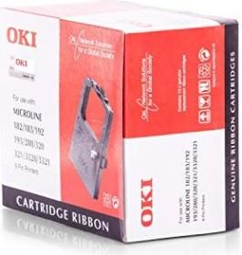 OKI 09002303 Farbband schwarz