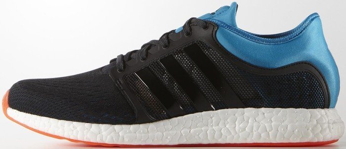 d7f71e74ad5d adidas Climacool Rocket Boost core black solar blue (mens) (B25275