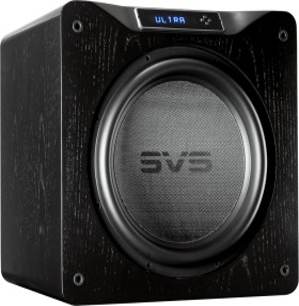SVS SB16-Ultra eiche schwarz