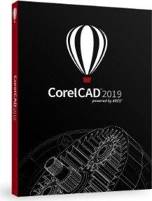 Corel CorelCAD 2019 (multilingual) (PC/MAC) (CCAD2019MLPCM)