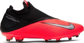 Nike Phantom Vision 2 Pro Dynamic Fit FG laser crimson/black/metallic silver (Herren) (CD4162-606)