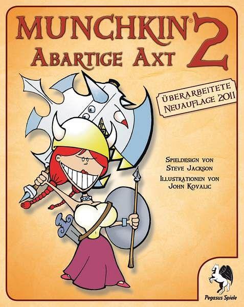 Munchkin 2: Abartige Axt (extension)