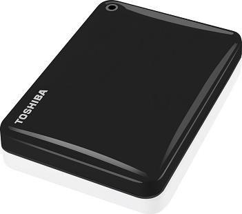 Toshiba Stor.E Canvio Connect II schwarz 3TB, USB 3.0 Micro-B (HDTC830EK3CA)