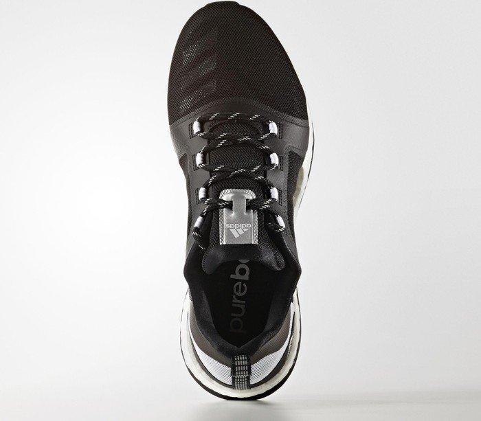 adidas Pure Boost X Trainer 2.0 core blacksilver metallicfootwear white (Damen) (BB0699) ab € 74,90