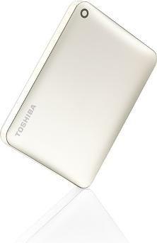 Toshiba Stor.E Canvio Connect II gold 3TB, USB 3.0 Micro-B (HDTC830EC3CA)