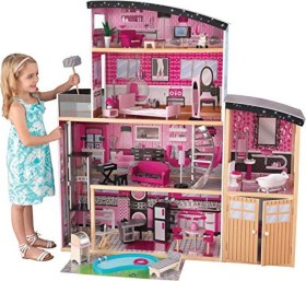 KidKraft Sparkle Mansion Dollhouse (65826)