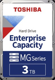 Toshiba Enterprise Capacity MG04SCA 3TB, 512e, SAS 6Gb/s (MG04SCA300E)