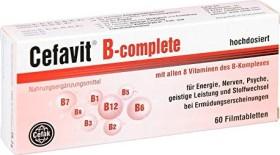 Cefak Cefavit B-complete Filmtabletten, 60 Stück