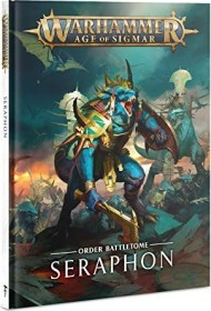 Games Workshop Warhammer Age of Sigmar - Battletome: Seraphon (DE) (04030208008)