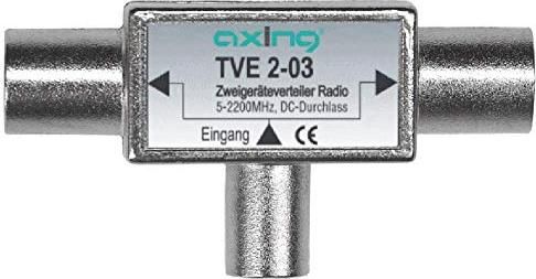 Axing TVE 2-03 (TVE00203) -- via Amazon Partnerprogramm