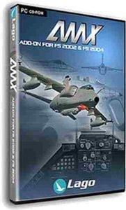 Flight Simulator 2004 - AMX Jet (Add-on) (niemiecki) (PC)