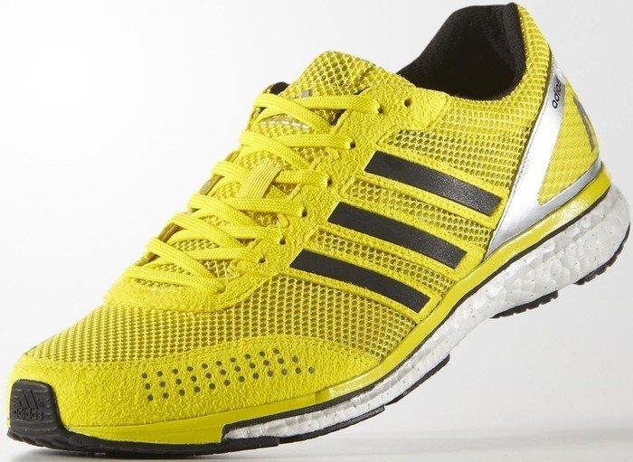 huge selection of 42771 0c1d7 adidas adizero Adios Boost 2.0 Haile whiteblack (men) (S77896)  Skinflint  Price Comparison UK