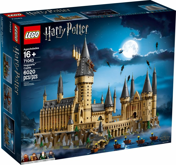 LEGO Harry Potter - Schloss Hogwarts (71043)
