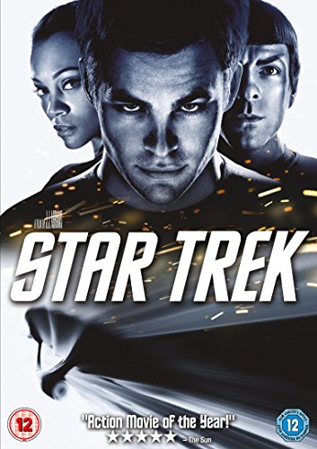 Star Trek - The Future Begins (UK) -- via Amazon Partnerprogramm