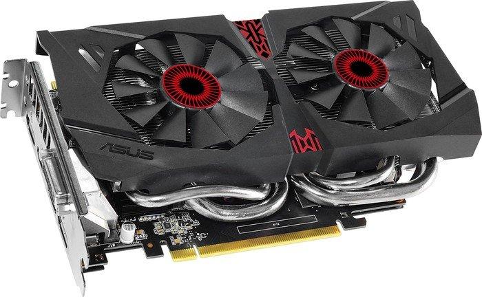 ASUS Strix GeForce GTX 960 OC, STRIX-GTX960-DC2OC-4GD5, 4GB GDDR5, DVI, HDMI, 3x DP (90YV07Q0-M0NA00)