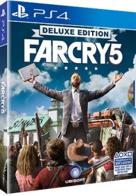 Far Cry 5 - Deluxe Edition (PS4)