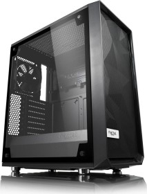 Fractal Design Meshify C, glass window (FD-CA-MESH-C-BKO-TGL)