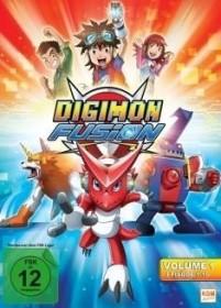 Digimon Fusion Vol. 1