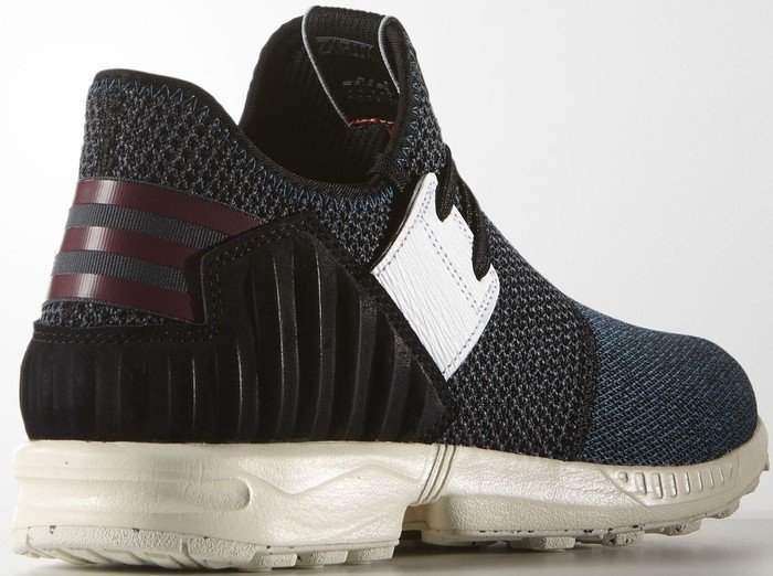 Adidas Zx Flux Plus-Originals Surpet / cblack / owhite a Surpet/Cblack/Owhite 46 EU