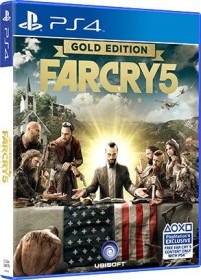 Far Cry 5 - Gold Edition (PS4)