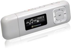 Transcend T.Sonic 330 8GB weiß (TS8GMP330W)