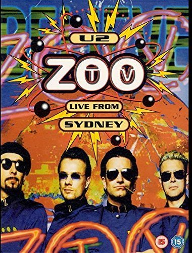 U2 - Zoo TV: Live from Sidney (Special Editions) -- via Amazon Partnerprogramm