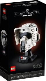 LEGO Star Wars - Scout Trooper Helmet (75305)