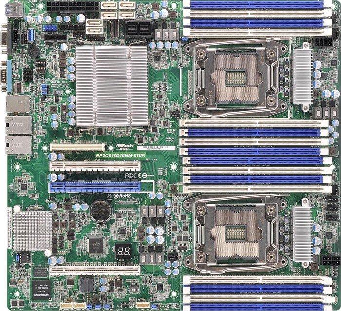 ASRock rack EP2C612D16NM-2T8R