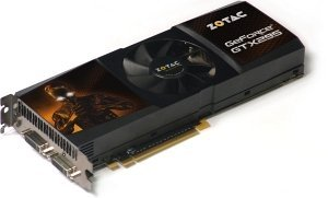 Zotac GeForce GTX 295 Single PCB, 2x 896MB DDR3, 2x DVI (ZT-295E3MB-FSP)
