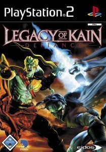 Legacy of Kain: Defiance (German) (PS2)